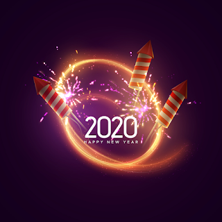 Happy New Year Wishes, Messages in Hindi for 2020