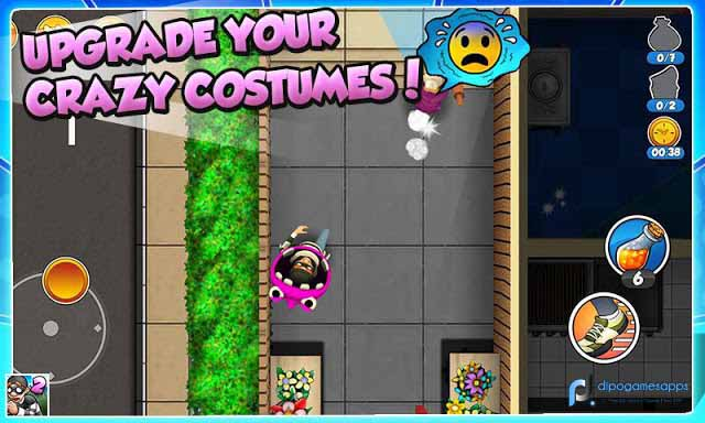 Download Robbery Bob 2: Double Trouble APK (MOD, Unlimited Coins)