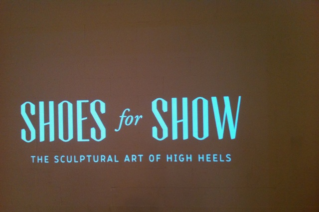 Exhibitions | Shoes for Show