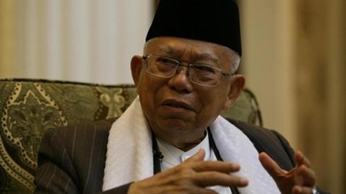 Jika Tidak Becus Kerja, Ma'ruf Amin Diminta Mundur dari Wapres RI