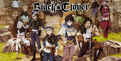 Black Clover BD Episode 1 – 24 Subtitle Indonesia [Batch]