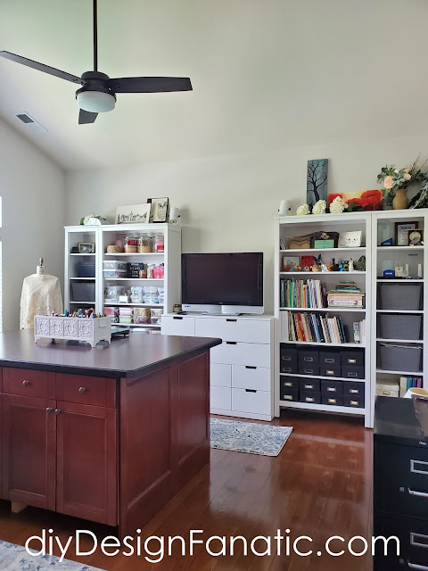 office organization, office, organization, craft room, craft room organization