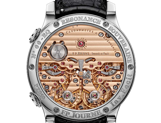 F.P.Journe Chronomètre à Résonance 2020
