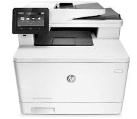HP LaserJet Pro M477fdw Printer Driver Downloads