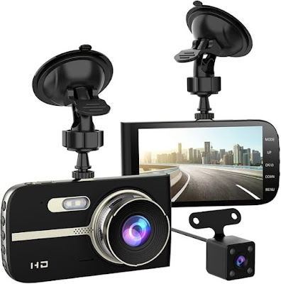 Evetebol Full HD Car Camera
