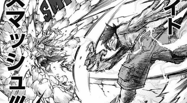 MHA Chapter 282 | Read My Hero Academia Manga Chapter 282 Online