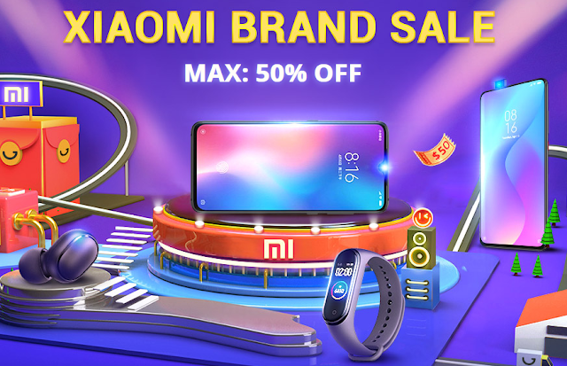 Promoção Xiaomi na Gearbest