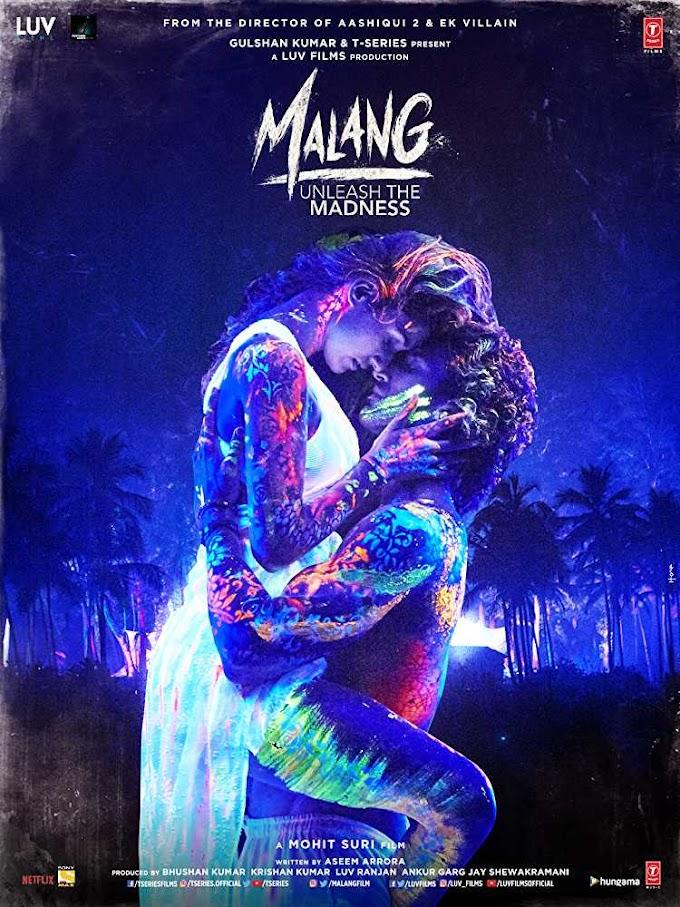 Malang (Hindi) Ringtones and Bgm for Mobile
