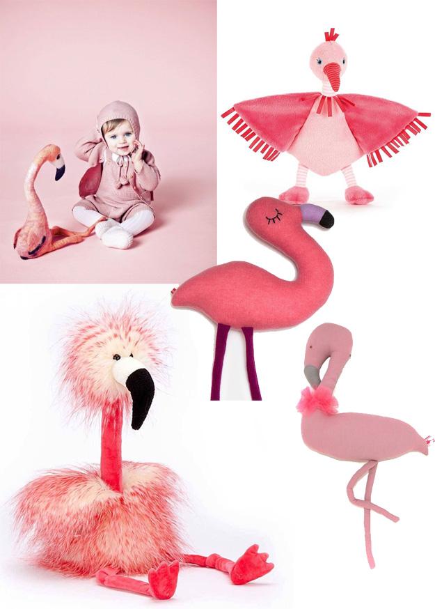 jellycat flamingo knuffel