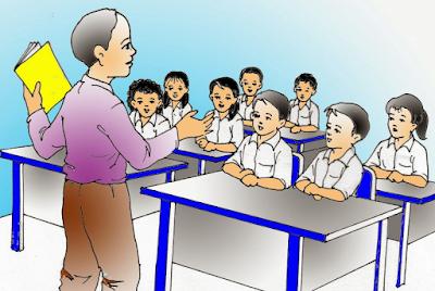 Contoh Syair Pendidikan Bersajak a-a-a-a 4 bait