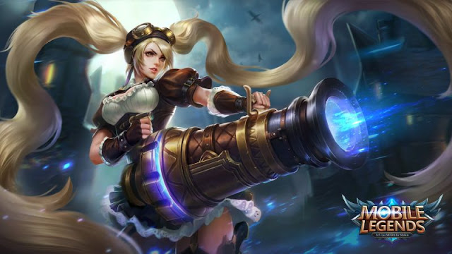 10 Hero Mobile Legends Paling Populer