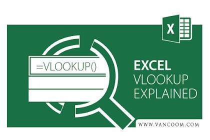 Belajar Rumus Excel Vlookup