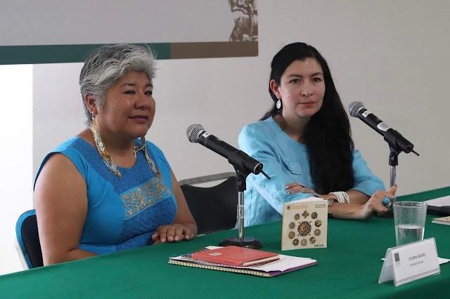 Difunde el Espacio Cultural San Lázaro la identidad multilingüística de México con la poeta Celerina Sánchez