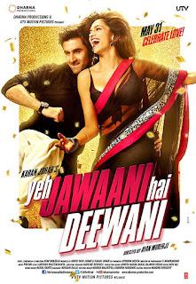 Yeh Jawaani Hai Deewani (2013) Full Movie Download 480p 720p Bluray