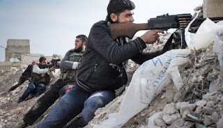 Pasukan Oposisi Serang Tentara Syiah Nushairiyah di Hasakah