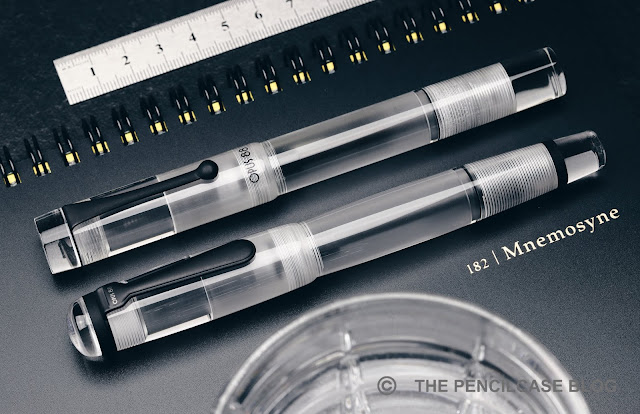 Review: Opus 88 Omar Demonstrator fountain pen