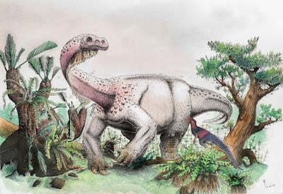 Ανακαλύφθηκε τεράστιος δεινόσαυρος στη Νότια Αφρική