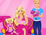 Barbie Becomes Mommy