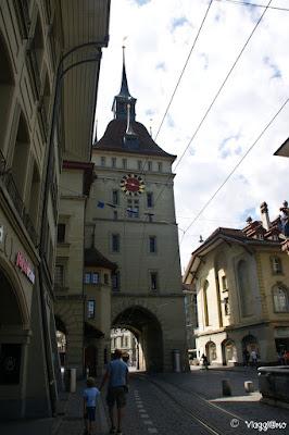 Torre delle Prigioni - Berna