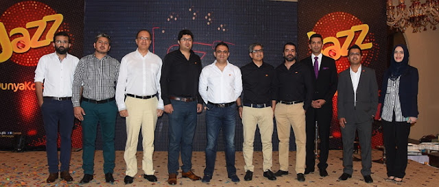 #Mobilink Re-launches Jazz as it Looks to Spearhead a Digital Revolution in Pakistan