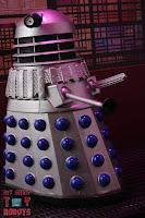 Custom Curse of Fatal Death Silver Dalek 16