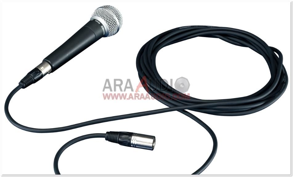 Cara Memasang Kabel Microphone Yang Benar