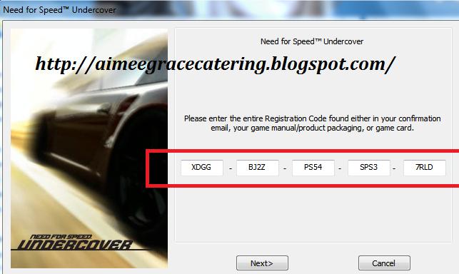 nfs undercover registration code - 643×384