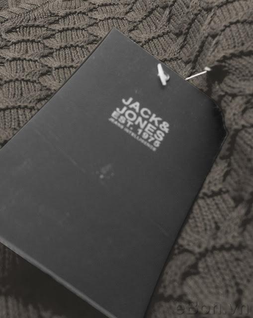 Áo len nam xuất khẩu Jack & Jones