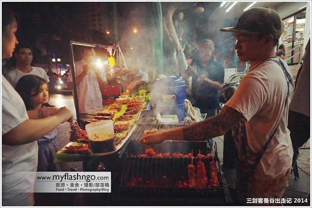 2014 | 三剑客曼谷出走记 (之) Silom 花花世界与美食天堂 4