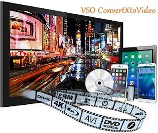 تحميل VSO ConvertXtoVideo