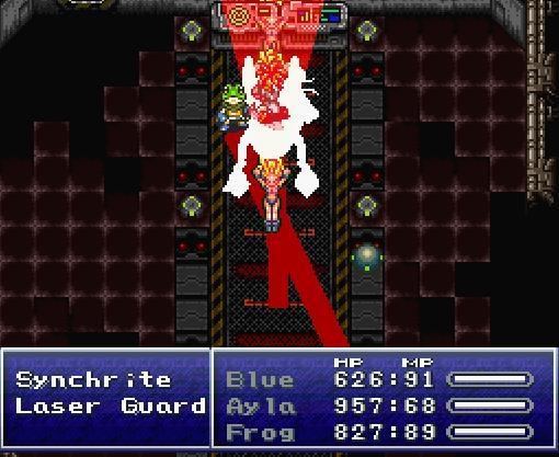 Planet Blue: Chrono Trigger 2: Crimson Echoes - Part 1