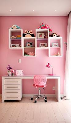 9 Hiasan Dinding Kamar Anak Perempuan Paling Digemari