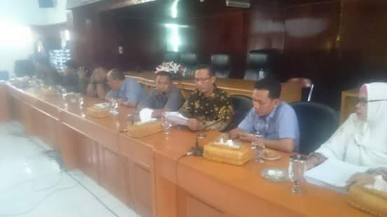 DPRD Setujui Anggaran Untuk Guru Sekolah Minggu di P-APBD Binjai 2018