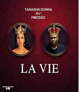 DOWNLOAD AUDIO | Tanasha Donna Ft. Mbosso - La Vie  Mp3