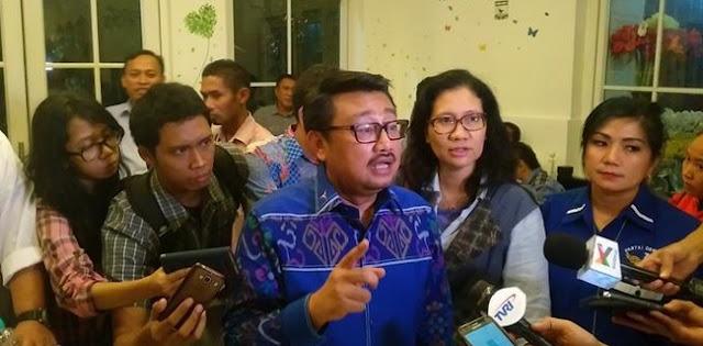 Politikus Demokrat: Apa Pidana Terorisme yang Dibuat Munarman?