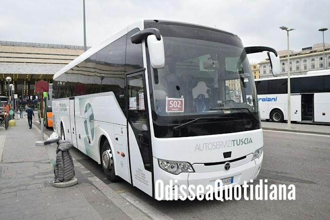 Trasporto pubblico a Roma: Da lunedì attive 4 nuove linee