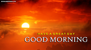 New greetings good-morning sunrise Clouds Images