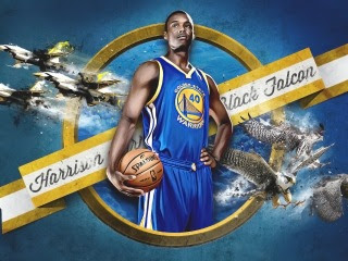 download besplatne slike za mobitele Harrison Barnes, Golden State Warriors