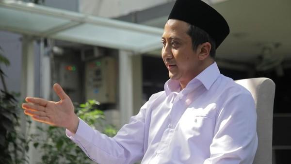 Ustaz Yusuf Mansur Positif Corona