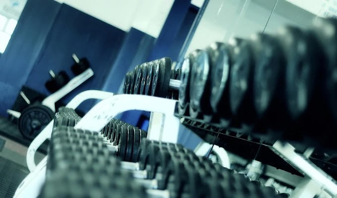 Over 100 Exercises With 1 Pair Of Dumbells