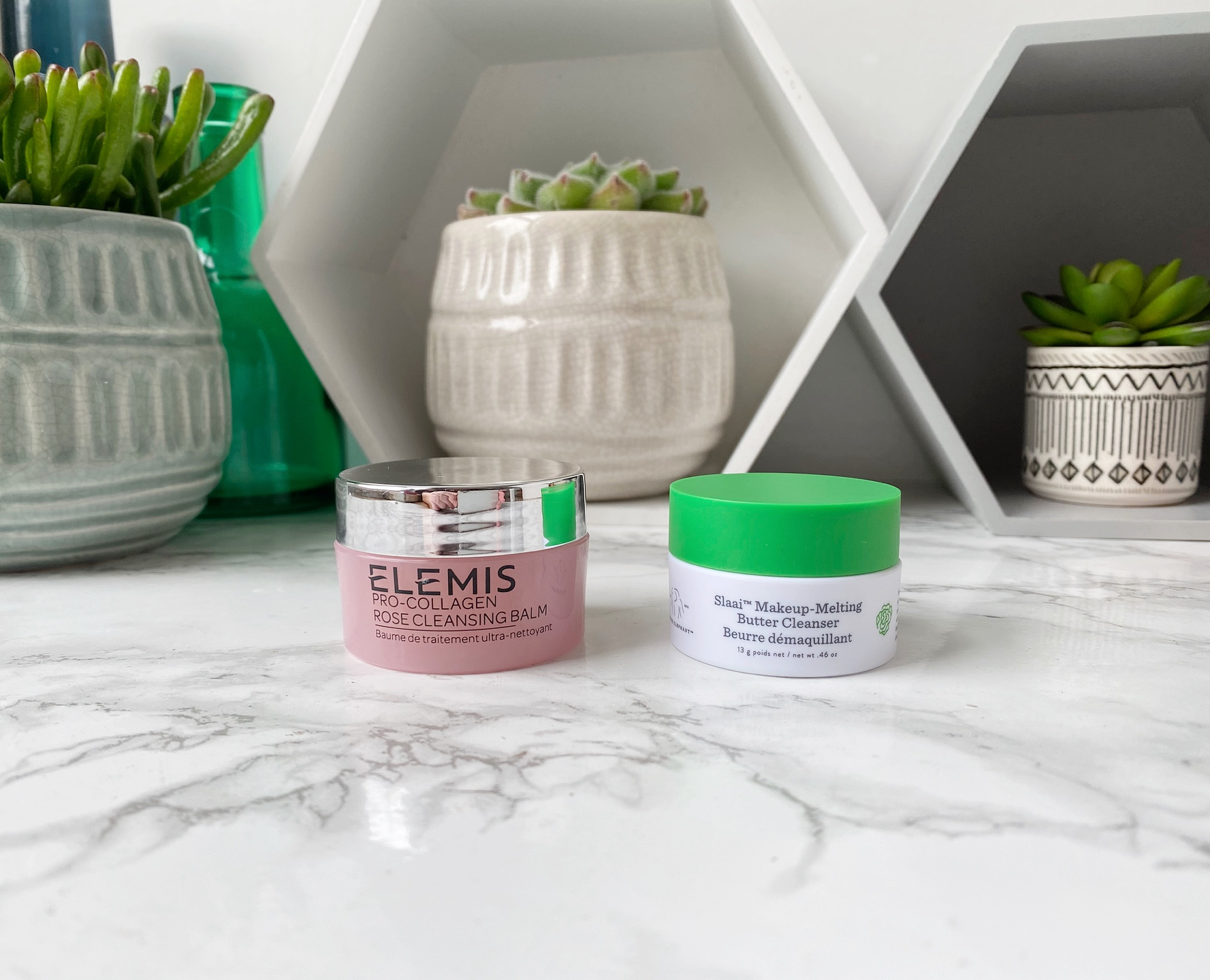 Elemis balm drunk elephant slaai review