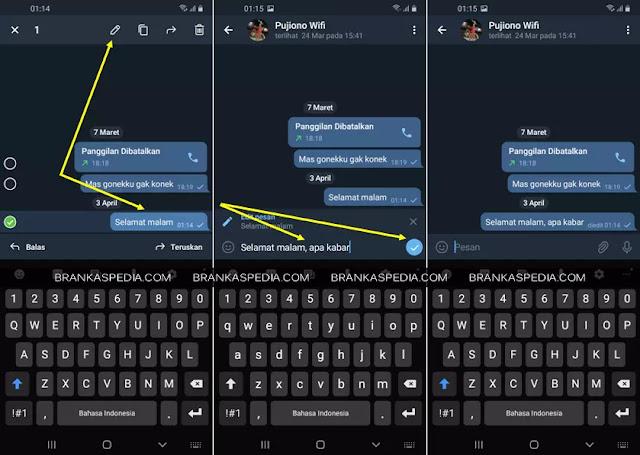 Cara Mengedit Pesan Terkirim di Telegram-1