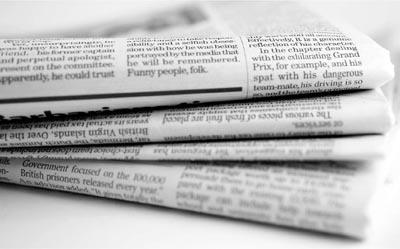 As manchetes dos jornais desta sexta-feira, 21 de dezembro 2018
