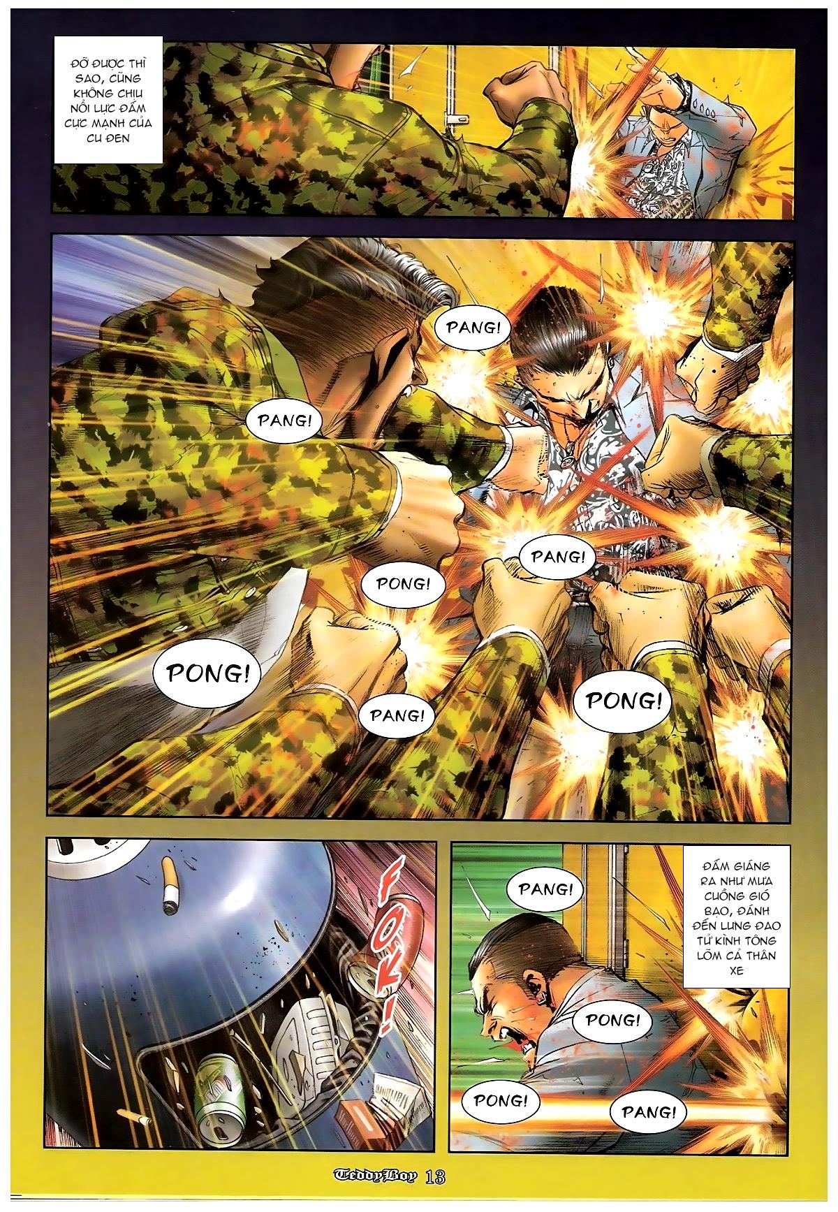 Người Trong Giang Hồ - Chapter 1264: Sinh mệnh chung kết - Pic 12