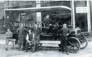 Cleveland Car Co Ltd, Darlington vehicle 1909