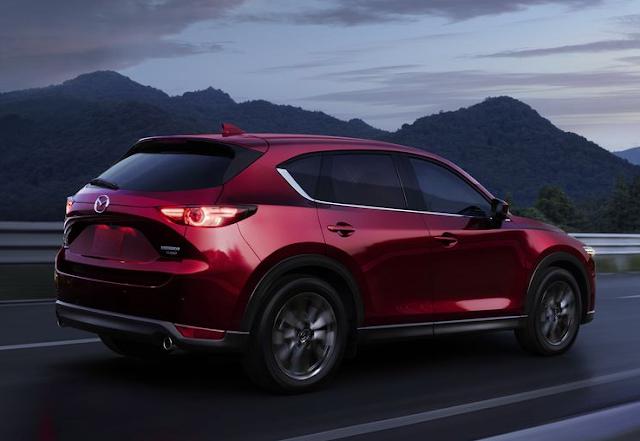 2021 Mazda CX-5 Sees Modest Price Increase