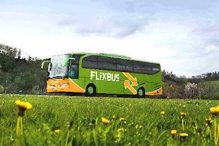 Immagine di FlixBus presente a Prato con due fermate