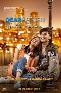 Download Dear Nathan Helo Salma (2018) WEBDL