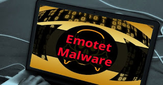New Wave of EMOTET Malware Steals Financial Information by Injecting Malicious Code into Computer