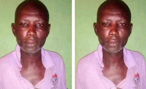 Pictured! Pastor arrested for defiling 12-year-old girl in Ogun